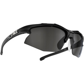 Bliz Hybrid M12 Okulary, matt black/smoke